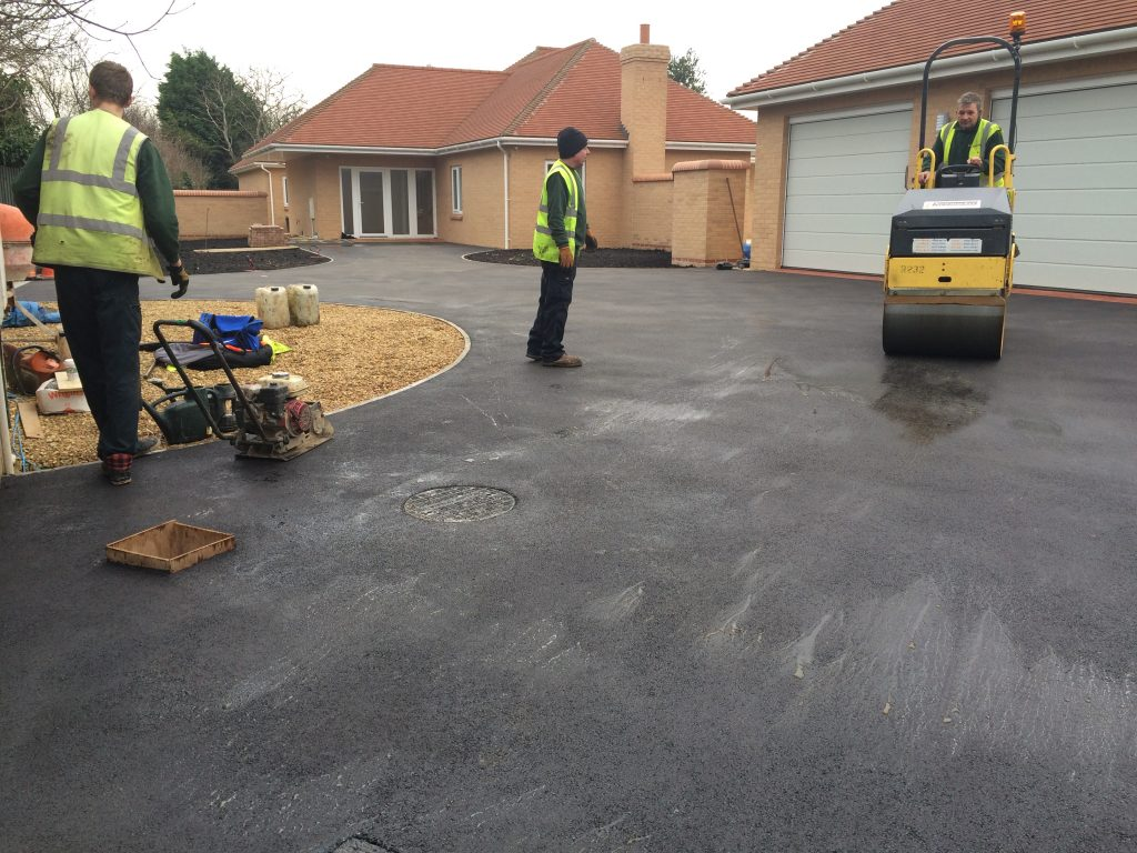 surface dressing contractors