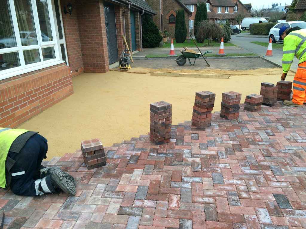 Block Paved Driveways Cambridgeshire