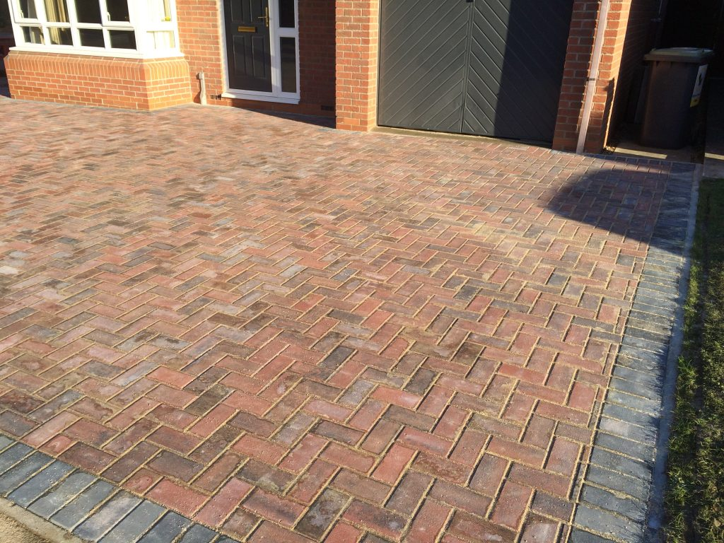 Block Paving Driveways Cambridgeshire