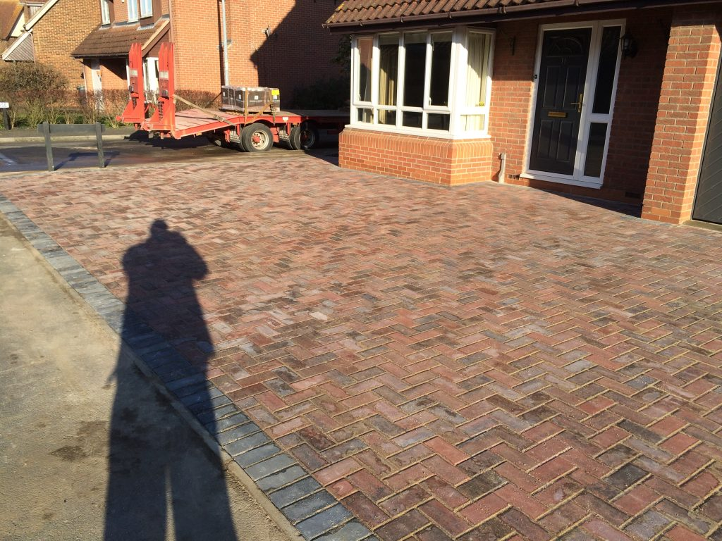 Block Paved Pathways Cambridgeshire